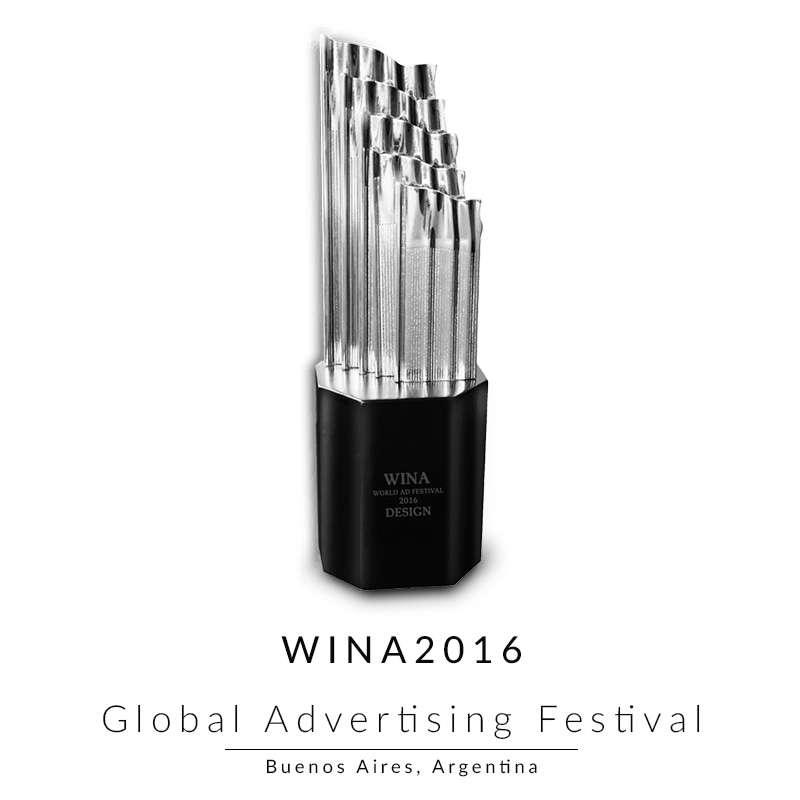 Silver Award WINA
