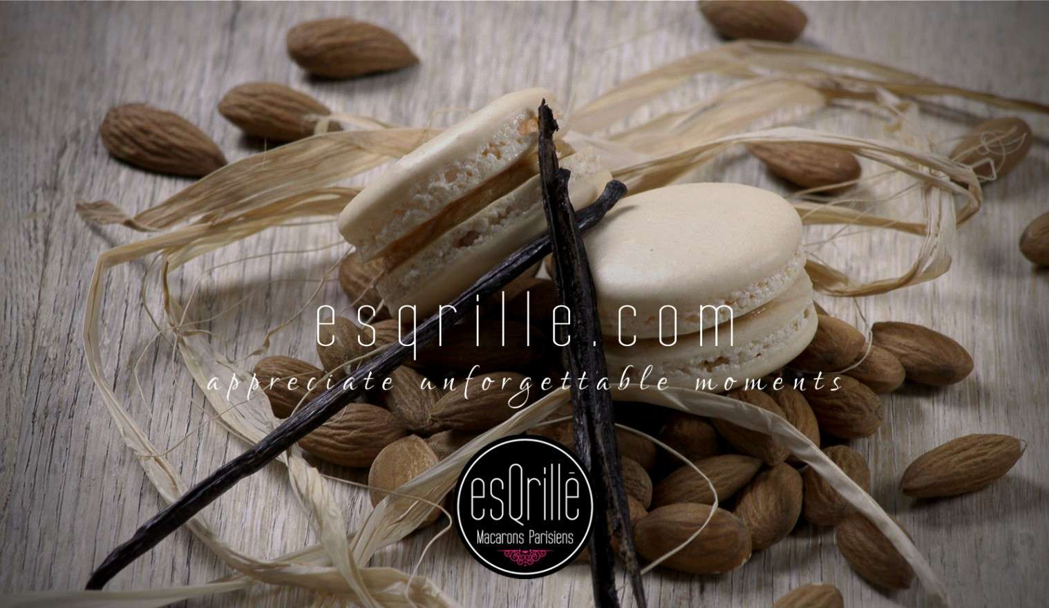 Vanila-Macarons