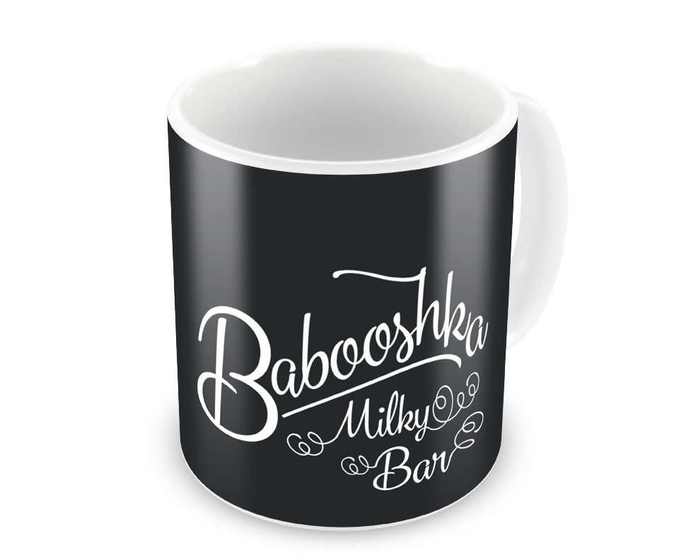 Babooshka Milky Bar