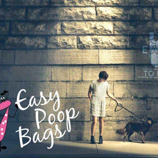 Easy Poop Bags branding