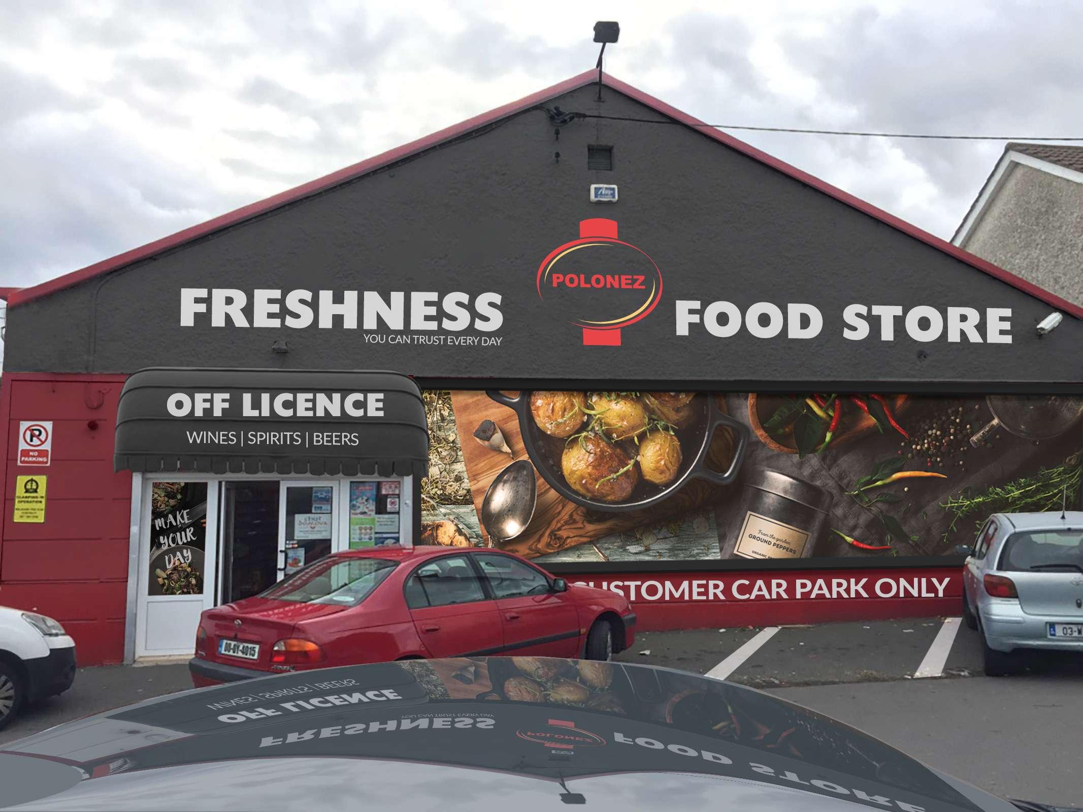 Polonez | Bray | Grey Dash advertising agency | Ireland