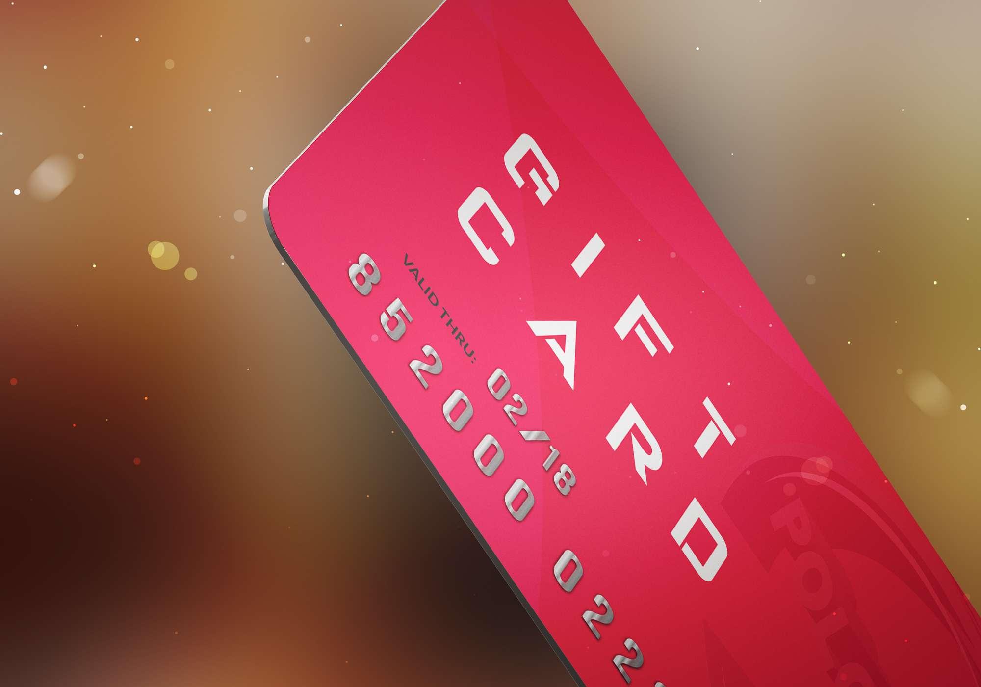 Polonez | gift card design | Grey Dash advertising agency | Ireland