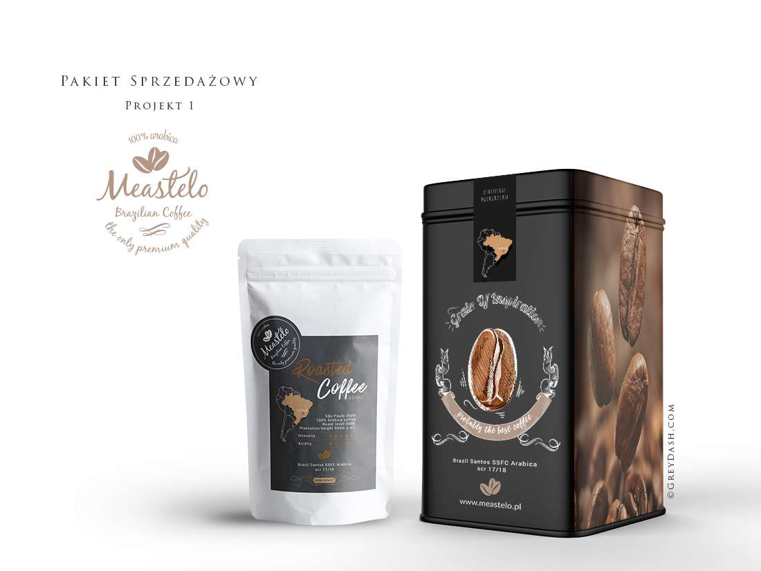 Meastelo Packaging design | Grey Dash advertising agency | Ireland