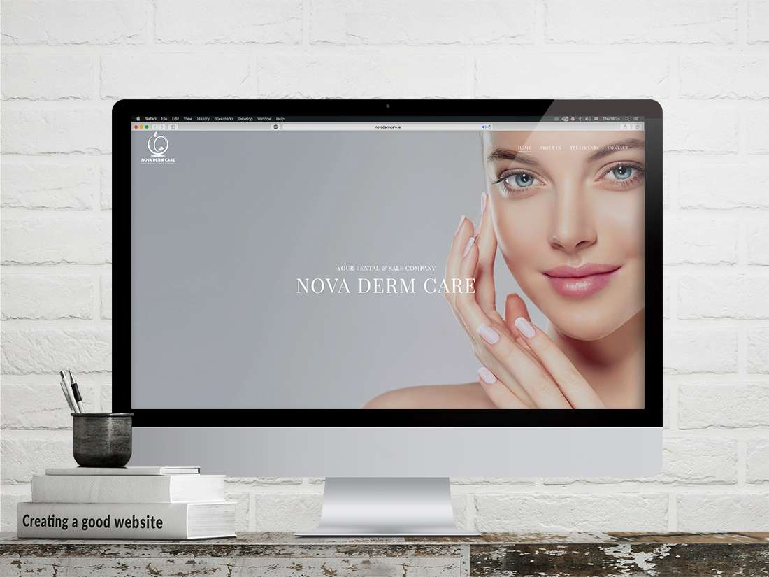 Nova Derm Care | Grey Dash advertising agency | Ireland